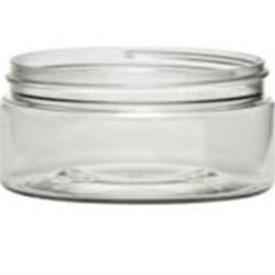 6 oz PET Jar, Round, 89-400,