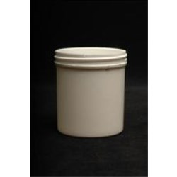 7 oz P/P Jar, Round, 70-400, Regular Wall Straight Sided