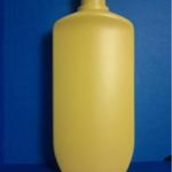8 oz HDPE Straight Sided, Oblong, 22-415, ,