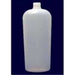 8 oz HDPE Reverse Tapered, Oval, 24-410,