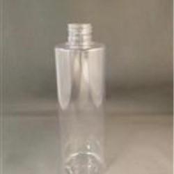 8 oz PVC Cylinder, Round, 28-410,