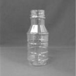 8 oz PET Carafe/Decanter, Round, 38-400,
