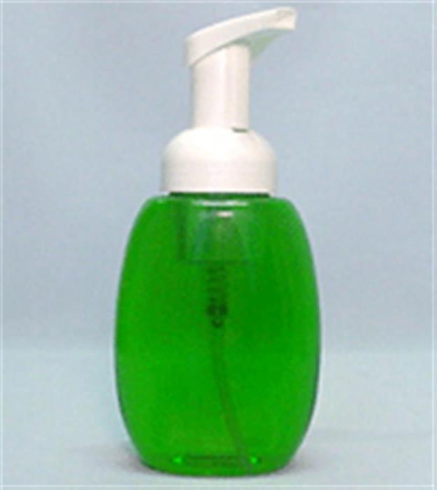 8 oz PVC Food Grade Convex, Oblong, 40Foamer ,