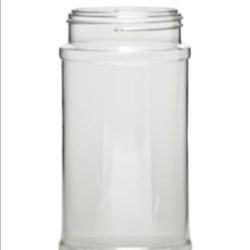 8 oz PETG Jar, Round, 53-485,