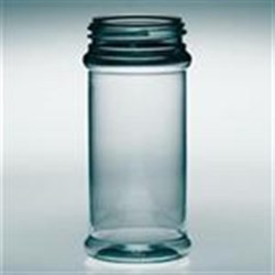8 oz PET Jar, Round, 53-485,