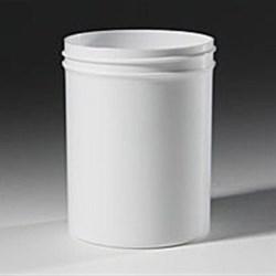 8 oz P/P Jar, Round, 70-400, Straight Base