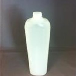 300 ml MDPE Tottle/Tube Bottle, Oval, 22-400, Tapered