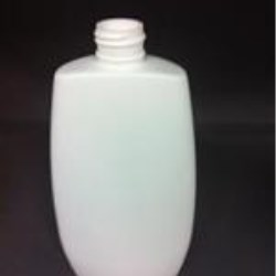 300 ml HDPE Tapered, Oval, 24-410,