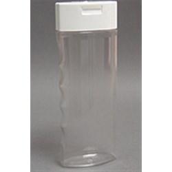11.25 oz PVC FG Asymmetrical, Oblong, 26mm Snap On ,