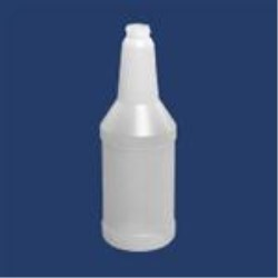 12 oz HDPE Long Neck, Round, 22-400, ,