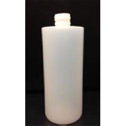 12 oz HDPE Cylinder, Round, 24-410,