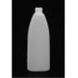12 oz HDPE Tapered, Oval, 24-410, ,