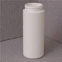 12 oz HDPE Cylinder, Round, 53-400, ,