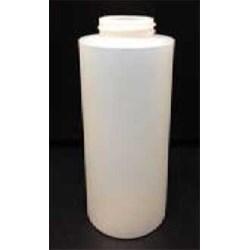 12 oz HDPE Cylinder, Round, 38-400,