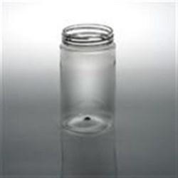 12 oz PET Jar, Round, 63-400,