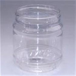 12 oz PET Jar, Round, 70-400,