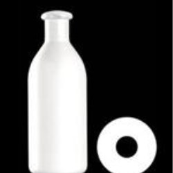 400 ml HDPE Bullet, Round, 24-415, ,