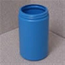 13.6 oz HDPE Cylinder, Round, 70-400,