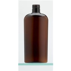 450 ml PET Reverse Tapered, Oval, 28-415,