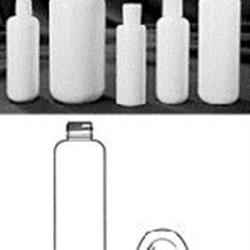 500 ml HDPE Cylinder, Round, 24-410,