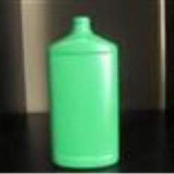 16 oz HDPE Straight Sided, Oval, 24-410Special ,