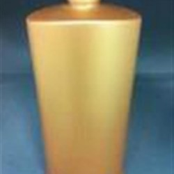 500 ml PVC Pinch, Oval, 24Special, Footed ,