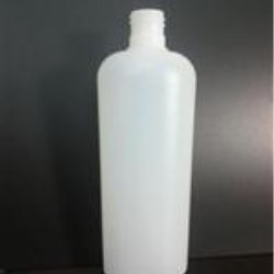 16 oz HDPE Reverse Tapered, Oval, 28-415,