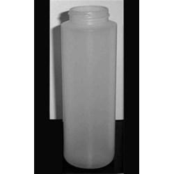 16 oz HDPE Cylinder, Round, 53-400,