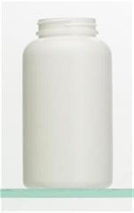 500 cc HDPE Packer, Round, 53-400, Ibm