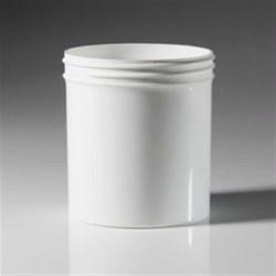 16 oz P/P Jar, Round, 89-400, Straight Base