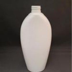 18 oz HDPE Reverse Tapered, Oval, 28-410,