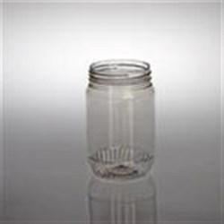 18 oz PET Jar, Round, 70Special ,