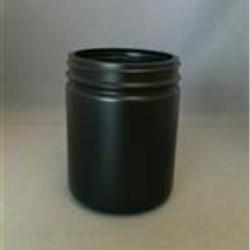 565 ml HDPE Jar, Round, 89Pano ,