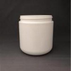 19 oz P/P Jar, Round, 89-400, ,