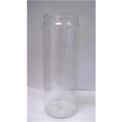 18 oz PET Jar, Round, 63-400,