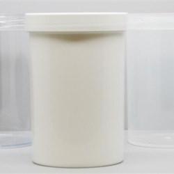 20 oz P/P Clarif Jar, Round, 89-400, Regular Wall Straight Sided
