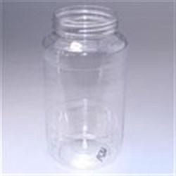 22 oz PET Jar, Round, 63-400,