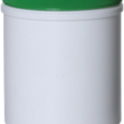 23 oz HDPE Jar, Round, 89-400Special, ,