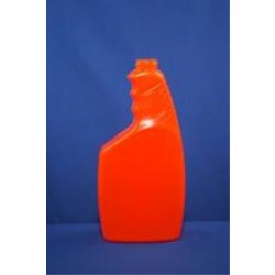 24 oz HDPE Sprayer, Oval, 28-400, Grip