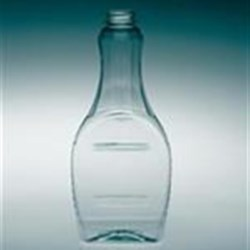 24 oz PET Long Neck, Oval, 33-400, ,