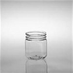 24 oz PET Jar, , 89-400, Beveled ,