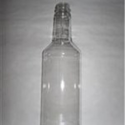 750 ml PET Long Neck, Round, 28-400, ,