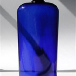 750 ml PVC Reverse Tapered, Oval, 28-410, ,