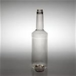 750 ml PET Long Neck, Round, 28-410, ,