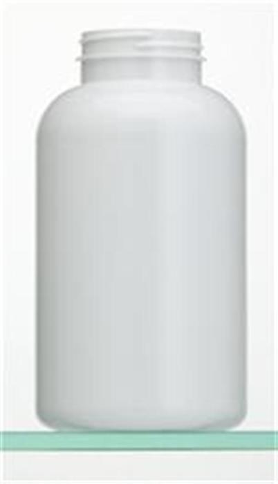 750 cc PET Packer, Round, 53-400, Heavy Weight