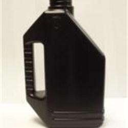 800 ml HDPE Handleware, Oblong, 38Deep, ,