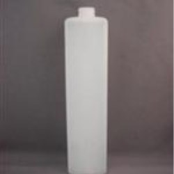 1075 ml HDPE Straight Sided, Square, 28-400,