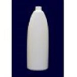 32 oz HDPE Convex, Oval, 28-410, Tapered