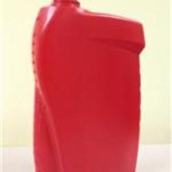 32 oz HDPE Asymmetrical, Oblong, 38-400,