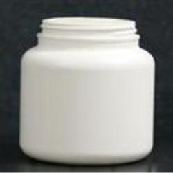 32 oz HDPE Jar, Round, 63-400,